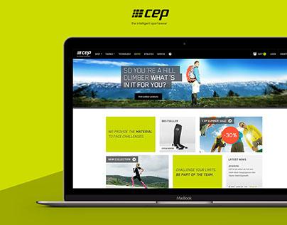 CEP Onlineshop