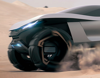 Land Rover Vision GT