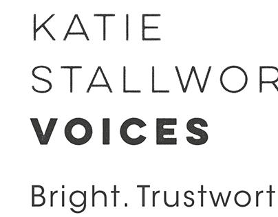 Katie Stallworthy Voices