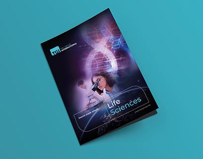 TGI International - Life Science B2B brochure