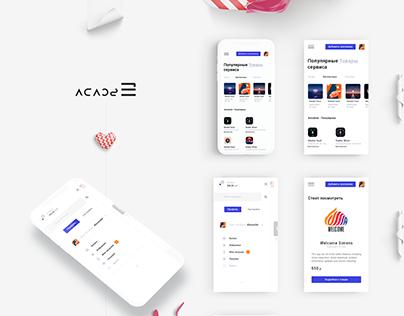 INSCADA DESIGN / WEB