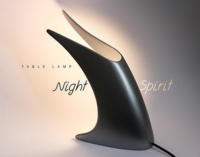 Night Spirit Soul table lamp