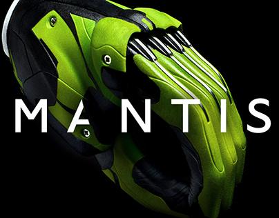 MANTIS // Bionic Hand