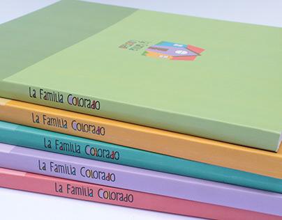 Design Thinking& Editorial| LA FAMILIA COLORADO