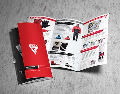 Sports Brochure (Trifold)