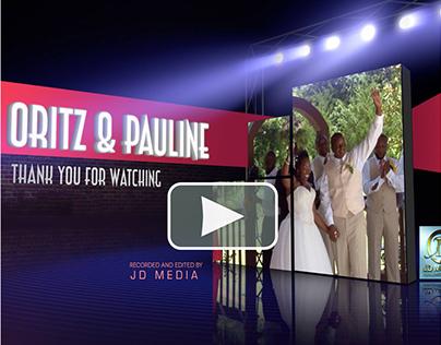 Pauline+Ortiz Wedding Video Highlights
