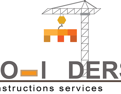 Logo for construction services