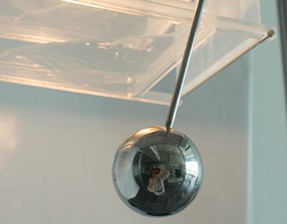 Sealight - kinetic ligtning object