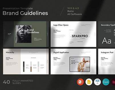 Brand Guideline Presentation
