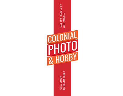 Colonial Photo & Hobby Case Study