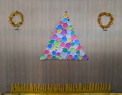 Christmas DIY Paper Decoration