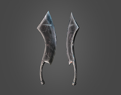 Bladed Weapon ( Low Poly )