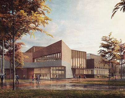 Wojciech Odrobina Architecture for tight spaces