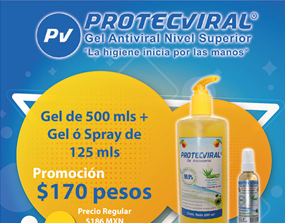 ProtecViral banner y video
