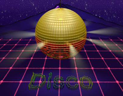 Disco VJ Loop