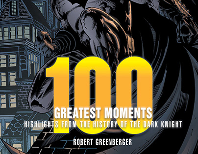 DC 100 Greatest Moments Book Series