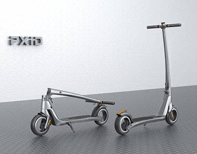 2020 PXID Designed Off Road Electric Scooter Adult