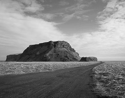 Iceland black & white