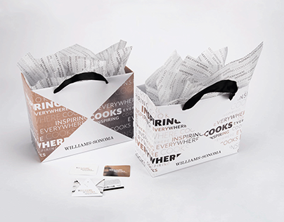 Williams-Sonoma Promotional Packaging