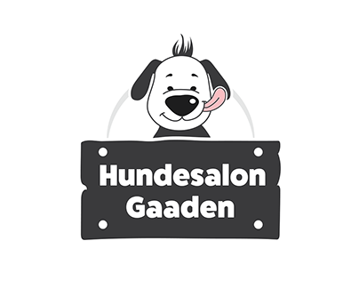 Dog Salon Logo Design