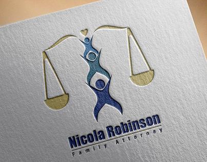 Nicola Robinson Brand Identity Design