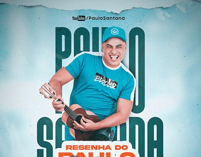 FLYER - PAULO SANTANA