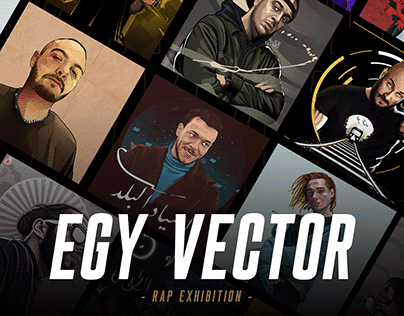 Egy Vector - Rap Exbition