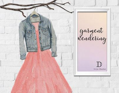 Garment Rendering