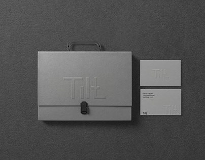 Tilt - Visual Identity
