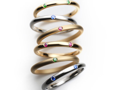 Rings - 3D Design