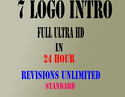 logo intro project