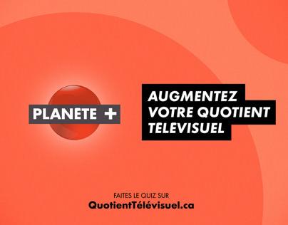 Planète+ 2018