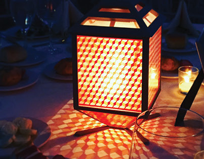 Orcube Table Lamp