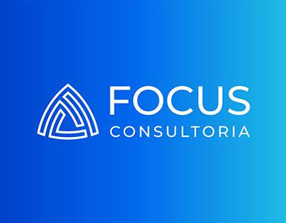 Identidade Visual - Focus Consultoria