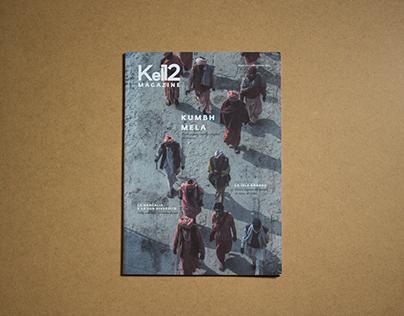 KEL 12 - issue 01 - travel magazine