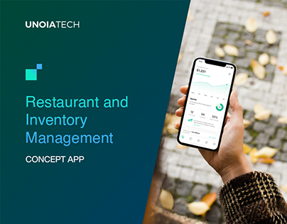 Restaurant & Inventory Management: Concept