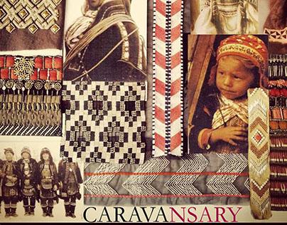 CARAVANSARY.. SS16 Mega Trend