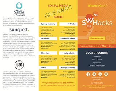 SWHacks 2017 Brochure