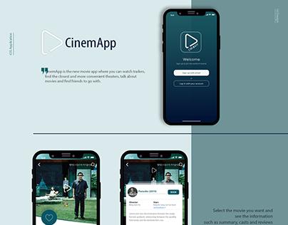 CinemApp