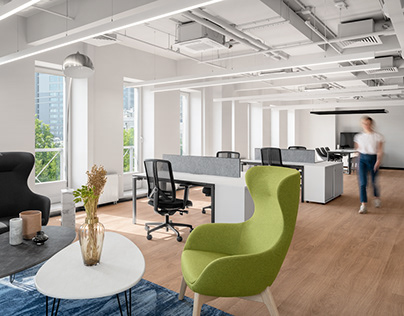 Build-to-Suit office in Moscow