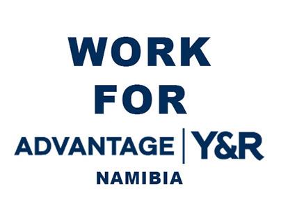 Random Works for Advantage Y&R Namibia