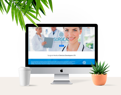 Surgical Medical - Web Design