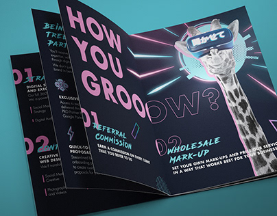 Neon Treehouse Partner Brochure