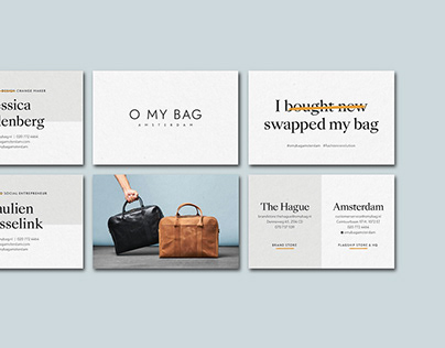 O My Bag Branding