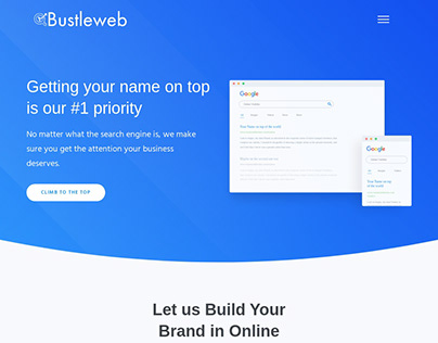 Bustleweb.com - Web Design Company