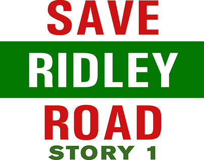 Ridley Road Market Stories 1: Tamara Stoll
