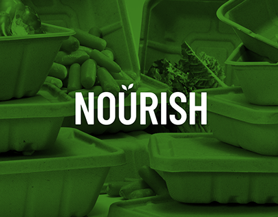 NOURISH | Lunch Delivery Packaging