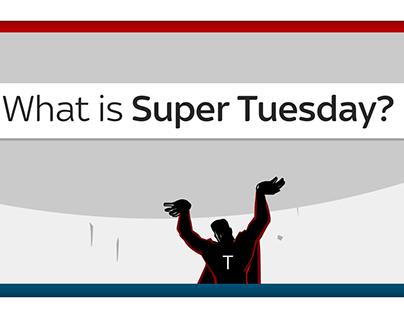 U.S. Election 2016: Super Tuesday