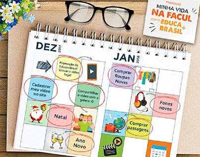 E-mail marketing - Promoção Educa Mais Brasil