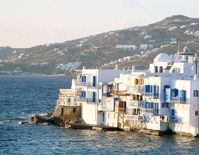 Cruise around Greece